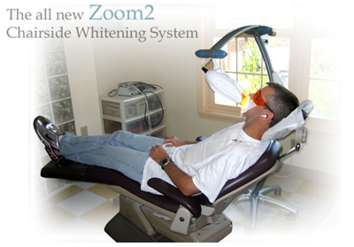 Zoom setup with machine and chair